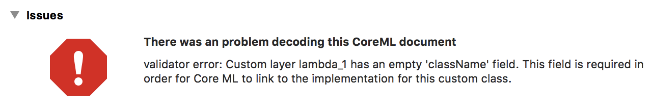 Custom Layers in Core ML